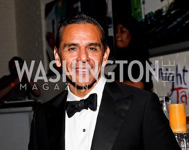 Los Angeles Mayor Antonio Villaraigosa. Photo by Tony Powell. Midnight Down Under. The Hamilton. January 21, 2013