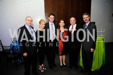 Richard Dietz,Beverly Dietz,Peter Turkeltaub,Nicole Dietz,Fernando Pagan,Howard Federoff,May 18,2013,Music for the Mind Reception,Kyle Samperton