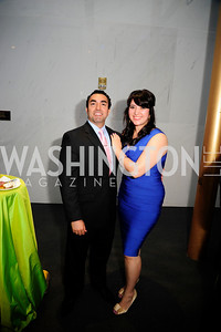 Navid Behrooz,Forough Ghavami,May 18,2013,Music for the Mind Reception,Kyle Samperton