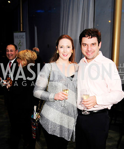 Laura Cowan,Erik Boelter,May 18,2013,Music for the Mind Reception,Kyle Samperton