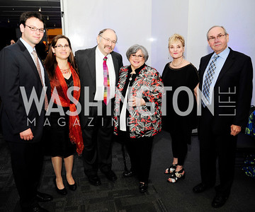 Peter Turkeltaub,Nicole Dietz, Robert Turkeltaub,Elyse Turkeltaub, Beverly Dietz,Richard Dietz,May 18,2013,Music for the Mind Reception,Kyle Samperton