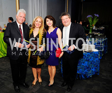 Gary Steinberg,Shoaleh Alai,Nady Golestaneh, Doug Ebby,May 18,2013,Music for the Mind Reception,Kyle Samperton