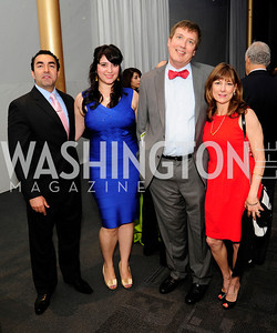Navid Behrooz,Forough Ghavami,Alex Dromerick,Laurie Dromerick,May 18,2013,Music for the Mind Reception,Kyle Samperton