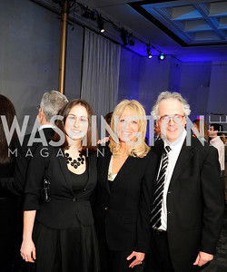 Brooke Friedman,Barbara Friedman,Charles Friedman,May 18,2013,Music for the Mind Reception,Kyle Samperton