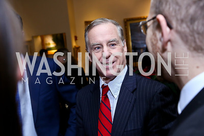FMR Gov. Howard Dean. Photo by Tony Powell. 2013 NDI Democracy Dinner. Ritz Carlton. December 10, 2013