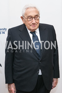 Henry Kissinger. National Defense University Foundation Awards. Photo by Alfredo Flores. Ritz-Carlton Hotel. March 13, 2013.