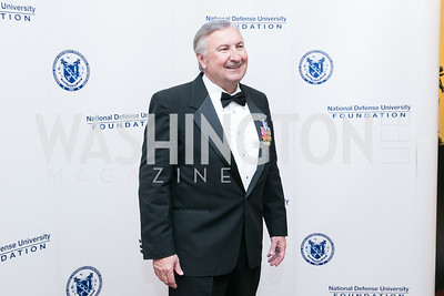 Al Zimmerman. National Defense University Foundation Awards. Photo by Alfredo Flores. Ritz-Carlton Hotel. March 13, 2013.
