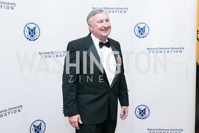 Al Zimmerman. National Defense University Foundation Awards. Photo by Alfredo Flores. Ritz-Carlton Hotel. March 13, 2013.
