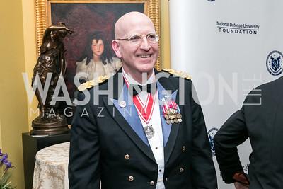 Gregg Martin. National Defense University Foundation Awards. Photo by Alfredo Flores. Ritz-Carlton Hotel. March 13, 2013.