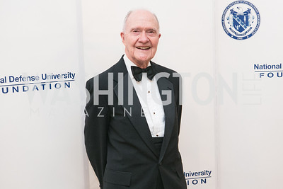 Lt. Gen. Brent Scowcroft. National Defense University Foundation Awards. Photo by Alfredo Flores. Ritz-Carlton Hotel. March 13, 2013.