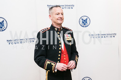 Lt. Gen. William Faulkner. National Defense University Foundation Awards. Photo by Alfredo Flores. Ritz-Carlton Hotel. March 13, 2013.