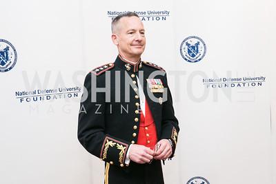 Lt. Gen. William Faulkner. National Defense University Foundation Awards. Photo by Alfredo Flores. Ritz-Carlton Hotel. March 13, 2013.