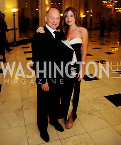 Barry Gutin,Katelyn Gimbel,September 30,2013,National Foundation for  The Arts' Noche de Gala,Kyle Samperton