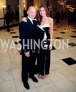 Barry Gutin,Katelyn Gimbel,September 30,2013,National Foundation for  The Arts' Noche de Gala,Kyle Samperton