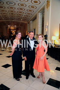 Gretchen -Zorita,Felix Sanchez,Adrienne Arsht,September 30,2013,National Foundation for  The Arts' Noche de Gala,Kyle Samperton