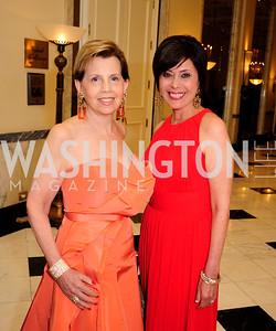 Adrienne Arsht, Emma Carrasco,September 30,2013,National Foundation for  The Arts' Noche de Gala,Kyle Samperton