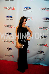 Aimee Garcia,September 30,2013,National Foundation for  The Arts' Noche de Gala,Kyle Samperton