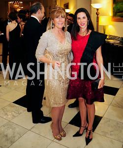 Ginny Grenham,Veronica Sarukhan,September 30,2013,National Foundation for  The Arts' Noche de Gala,Kyle Samperton