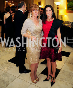 Ginny Grenham,Veronica Sarukhan,September 30,2013,National Foundation for  The Arts' Noche de Gala,Kyle Samperton