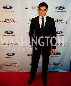 Nicholas Gonzalez,September 30,2013,National Foundation for  The Arts' Noche de Gala,Kyle Samperton