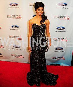 Miss D.C. Bindhu Parmarthi,September 30,2013,National Foundation for  The Arts' Noche de Gala,Kyle Samperton
