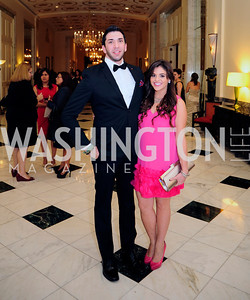 Ruben Marinbach,Vivian Graubard,September 30,2013,National Foundation for  The Arts' Noche de Gala,Kyle Samperton