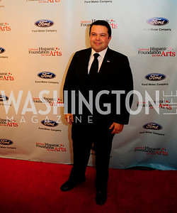 Joe Avila,September 30,2013,National Foundation for  The Arts' Noche de Gala,Kyle Samperton