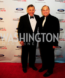 Felix Sanchez,Rafael Fantauzzi,September 30,2013,National Foundation for  The Arts' Noche de Gala,Kyle Samperton