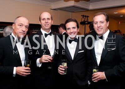 Stefano Sterpone, Gabriele Galli, Giancarlo Perlini, Miguel Martinez