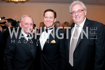 Matt Di Demenico, Joe Piscopo, and Louis Calvelli