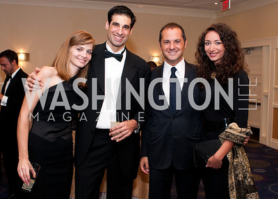 Shannon Delaney, Robert Caruso, Marco Siclari and Vicky Catalano