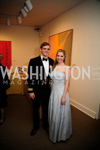 Daniel Foose, Caroline Lewis,April 26,2013,National  Museum of Women in the Arts  26th Annual Spring Gala,Kyle Samperton