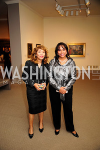 Zena Coleman,Anastasia Bagliore,April 26,2013,National  Museum of Women in the Arts  26th Annual Spring Gala,Kyle Samperton