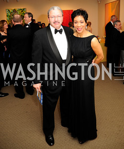 Mike Skehan,Andrea Roane,April 26,2013,National  Museum of Women in the Arts  26th Annual Spring Gala,Kyle Samperton