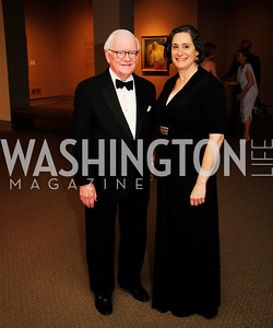 Harold Adams,Susan Sterling,April 26,2013,National  Museum of Women in the Arts  26th Annual Spring Gala,Kyle Samperton