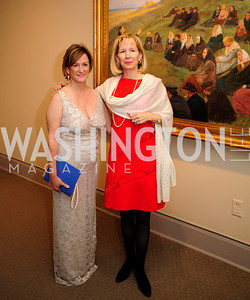 Jori Redmond,Tara Whitbeck,April 26,2013,National  Museum of Women in the Arts  26th Annual Spring Gala,Kyle Samperton