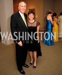 Marty Klepper,Arlene Klepper,April 26,2013,National  Museum of Women in the Arts  26th Annual Spring Gala,Kyle Samperton