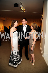 Joanie Stringer,Jon Rank,Susan Goldberg,April 26,2013,National  Museum of Women in the Arts  26th Annual Spring Gala,Kyle Samperton