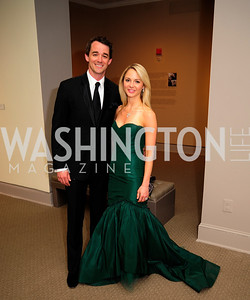 Ben Sands,Sarah Sands,April 26,2013,National  Museum of Women in the Arts  26th Annual Spring Gala,Kyle Samperton