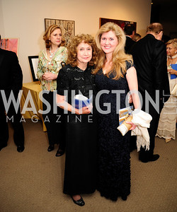 Adelaine Phillips,Piper Larson.April 26,2013,National  Museum of Women in the Arts  26th Annual Spring Gala,Kyle Samperton