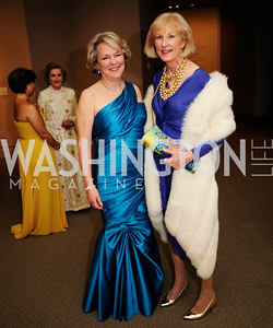 Diane Casey-Landry,Lola Reinsch,April 26,2013,National  Museum of Women in the Arts  26th Annual Spring Gala,Kyle Samperton