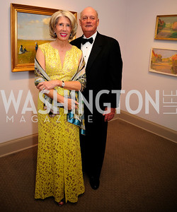 Winton Holladay,Hap Holladay,April 26,2013,National  Museum of Women in the Arts  26th Annual Spring Gala,Kyle Samperton