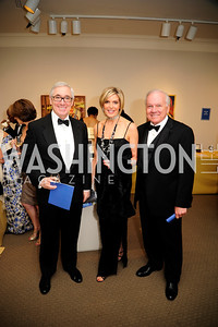 Tom Dillman Allison Pischke,Steve Pischke,.April 26,2013,National  Museum of Women in the Arts  26th Annual Spring Gala,Kyle Samperton