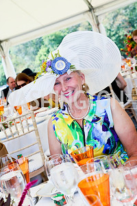 Sandra Markus. Photo by Tony Powell. NSLM 2013 Benefit Polo Match and Luncheon. Llangollen Estate. September 15, 2013
