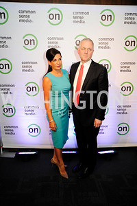 Anna Trone,Robert Trone,September 10,2013,Ninth Annual Common Sense Media Awards,Kyle Samperton