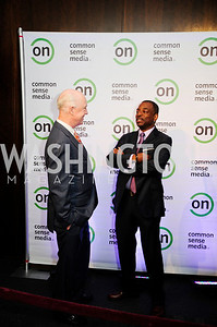 David Bradley,LeVar Burton,September 10,2013,Ninth Annual Common Sense Media Awards,Kyle Samperton
