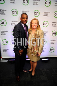 LeVar Burton, Amy Shenkan,September 10,2013,Ninth Annual Common Sense Media Awards,Kyle Samperton