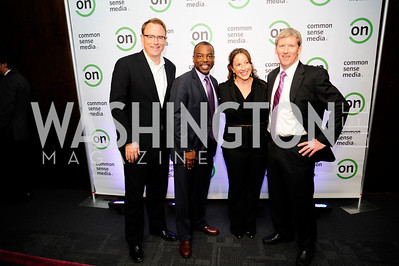 Bob Regan,LeVar Burton Carrie Dooher,Andy Cook, ,September 10,2013,Ninth Annual Common Sense Media Awards,Kyle Samperton