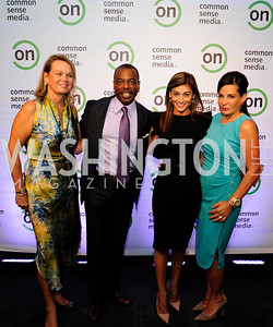 April Delaney,LeVar Burton, Karen Donnatelli,Anna Trone,September 10,2013,Ninth Annual Common Sense Media Awards,Kyle Samperton