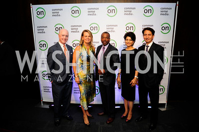 David Bradley,April Delaney,LeVar Burton,Shamim Jawad,Said Jawad,September 10,2013,Ninth Annual Common Sense Media Awards,Kyle Samperton